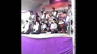 juara II Festival Marawis Final  -  da'uni suara Merdu Nurul wafa boarding school