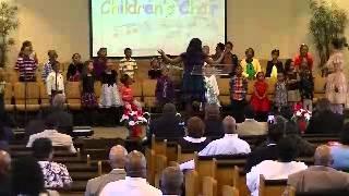 New Life Children's Choir singing Oh How I Love Jesus