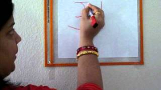 Learn Hindi Alphabet Class-1