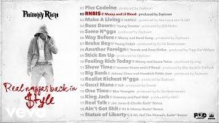 Philthy Rich - RNBI$ (Audio) ft. Mozzy, Lil Blood