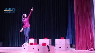 عروض مسرحية في يوم المسرح العالمي في عفرين