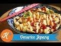 Resep Omurice Nasi Goreng Jepang (Japanese Omurice Recipe Video) | PUTRI MIRANTI & ARIMBI NIMPUNO