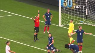 CLASSIC MATCHES: France v Germany, FIFA Women's World Cup 2011