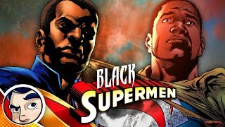 Black Superman in DCEU? History of African American Supermen - Know Your Universe