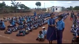 Rajkumar full movie song gombe helutaite Matte helutaite Rajkumar song Kannada school song