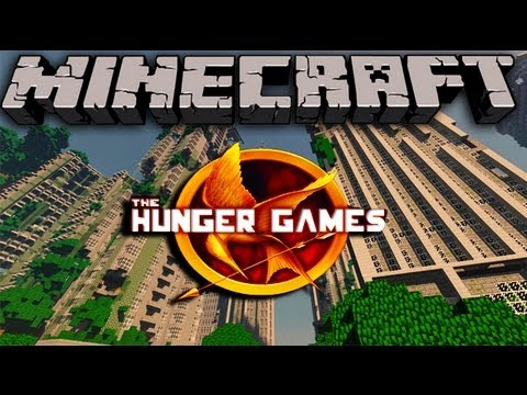 Hunger Games Survival - Minecraft - PANIC!
