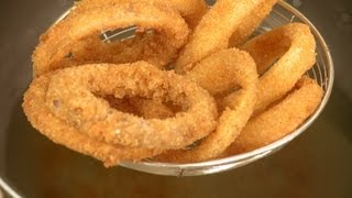 Onion Rings - By VahChef @ VahRehVah.com