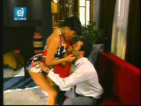 Deborah y Luis Carlos las llaves escena de pasion