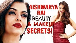 Aishwarya Rai Bachchan BEAUTY SECRETS!│Beauty HACKS That Every Girl Should KNOW!│Indian Beauty Tips