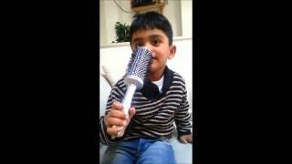 2 Year Old Boy Singing Kangal Rendum Pesuthey
