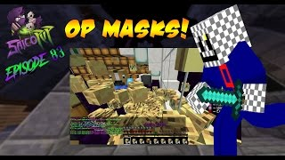 MINECRAFT FACTIONS (SaicoPVP) #83 OP MASKS!