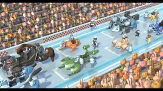 Pororo - The Racing Adventure - Trailer Deutsch HD