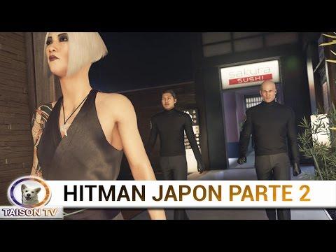 Hitman 2016 Hokkaido Japón Parte 2