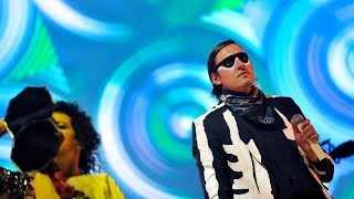 Arcade Fire  - Reflektor at Glastonbury 2014