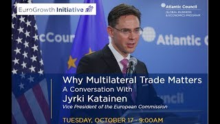 Why Multilateral Trade Matters