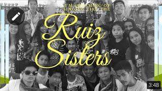The prayer Tagalog version by the Ruiz sisters