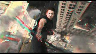 THE AVENGERS Trailer - in Anaglyph 3D
