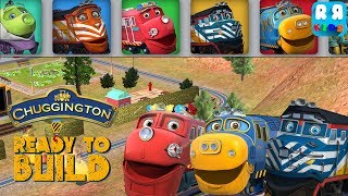 Chuggington Ready to Build - Meet Wilson, Brewster and Zack