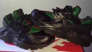Nike Huarache Gucci Custom