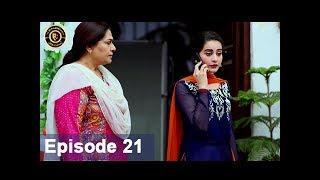 Zindaan Episode - 21 - 11th June 2017-  Top Pakistani Drama