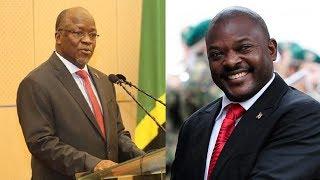 Rais Magufuli Awataka Wakimbizi wa Burundi Warudi Kwao