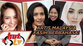 Artis Malaysia yang terer cakap bahasa asing! : HotScoop