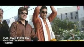 Gali Gali Chor Hai Title Song by Kailash Kher | Gali Gali Chor Hai | Akshaye Khanna, Mughda Godse