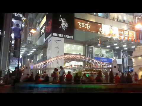 Bangalore City Tour - Garuda Mall - Garuda Shopping Festival 2016