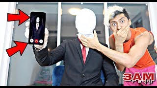 DO NOT UNMASK SLENDERMAN AT 3AM!! *OMG HIS REAL FACE*