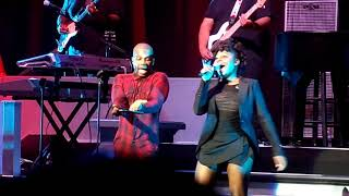 Kirk Franklin and Ledisi -  If You Dont Mind 10/25/17