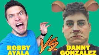 Danny Gonzalez Vines Vs Robby Ayala Vines (W/Titles) Best Vine Compilation 2017