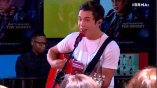 Austin Mahone :: Mmm Yeah :: Live at Billboard Music Awards 2014