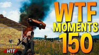 PUBG WTF Funny Moments Highlights Ep 150 (playerunknown