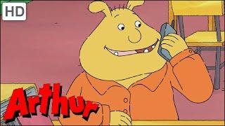 Arthur (Full Episode - HD) The Last Tough Customer/Brain's Chess Mess - Season 16, Episode 6