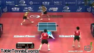 K.Niwa/S.Kishikawa Vs K.Minseok/S.Hyundeok: 1/4 Final  [Grand Finals 2012]