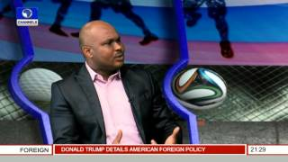 Analysing Super Eagles' Team For Mali & Luxembourg Game Pt.2