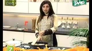 Chicken Kabab In White Sauce by Chef Tahira Mateen   Zaiqa