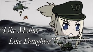 """Like mother like daughter""/GachaLife mini movie\Original