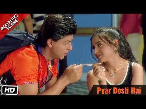Xxx Mp4 Pyar Dosti Hai Romantic Scene Kuch Kuch Hota Hai Shahrukh Khan Rani Mukerji Kajol 3gp Sex