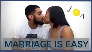 TRUTH: MARRIAGE IS NOT HARD | RELATIONSHIP ADVICE