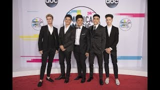 In Real Life: ABC TV Boyband: live from The MTV Video Music Awards/AMA