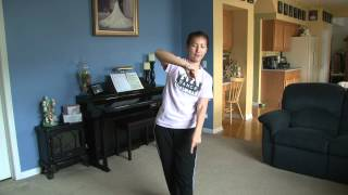 One Direction What makes you Beautiful dance routine choreography easy to learn step by step