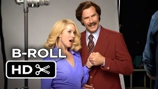 Anchorman 2: The Legend Continues Complete B-ROLL (2013) - Will Ferrell Movie HD