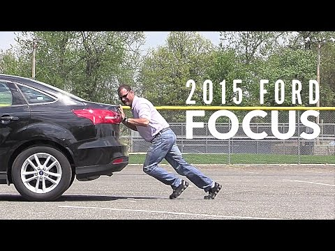 2015 Ford Focus | an average guy's review