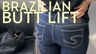 Brazilian Butt Lift: Celebrity Secret to a Big Booty | The SASS with Susan and Sharzad