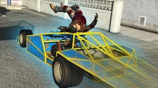 RAMP CAR TROLLING GONE WRONG! *LOL!*   GTA 5 Funny Moments