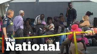 Illegal migration into Canada hits record high