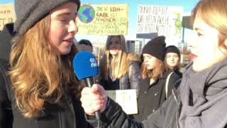 Young people across Germany call for climate action | Euronews Now