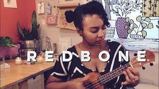 Redbone- Childish Gambino (Ukulele Cover) by D'Ana Joi