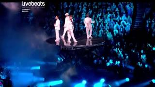 Show Me The Meaning Of Being Lonely and 10,000 Promises - Backstreet Boys - 2012-04-29 London